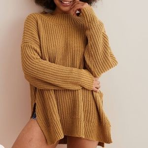 American Eagle Aerie Knit Oversized Sweater Size Small